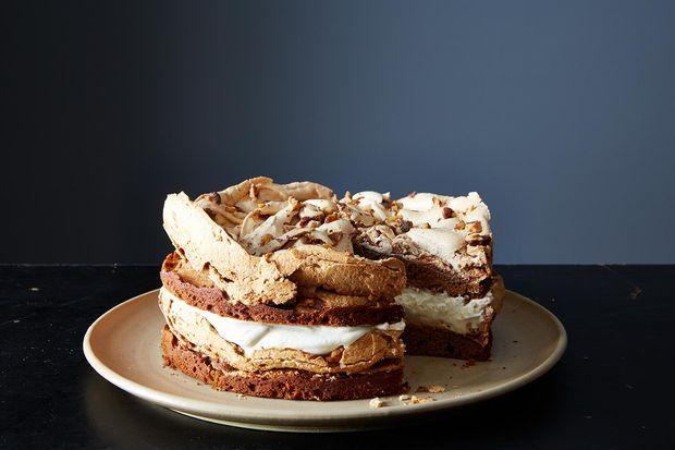 Walnut Cake on Food52