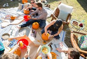 Pumpkin-Carving Party