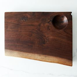 Live-Edge Large Appetizer Board