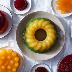 Fresh Fruit Jello