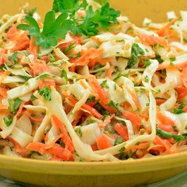 Honey-Nut Slaw Salad