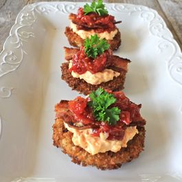 The Best Fried Green Tomatoes Ever