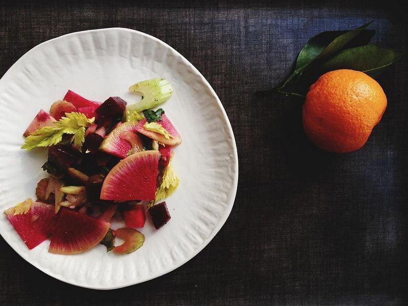 Radish and Beet Salad on Food52