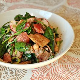 Winter Citrus Fattoush