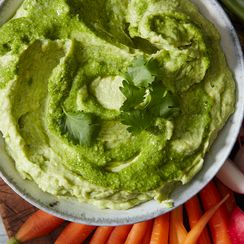 The Tangy Avocado Dip For When You Want a Guacamole Break
