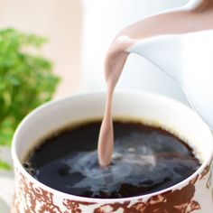 All-Natural Irish Coffee Creamer