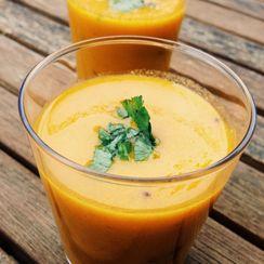 Cocount & Tomato Soup