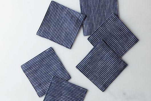 Linen Coasters (Set of 6)