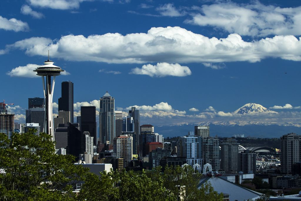 Downtown Seattle, Tiffany Von Arnim
