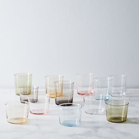 Handblown Chroma Glassware (Set of 6)