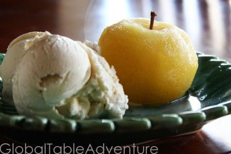 Cyprus: Whole Simmered Apple