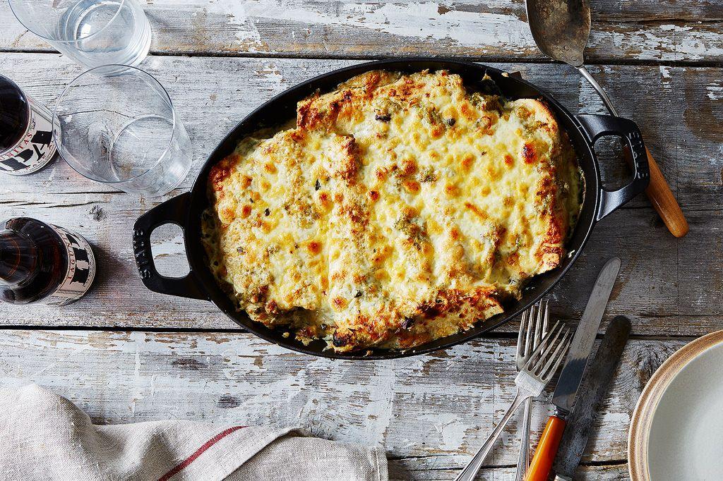 Not Recipes Enchiladas Food52