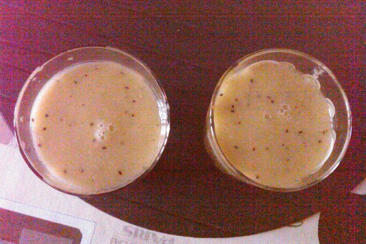 Healthy non-Yoghurt Smoothie