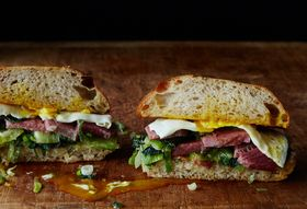 A St. Patrick's Day-Approved Breakfast Sandwich (for the Morning After)