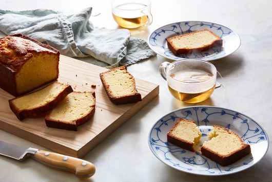 Go-To Vanilla Pound Cake