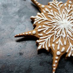 How to Decorate Gingerbread Cookies