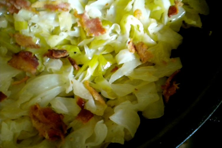 Quick Weeknight Cabbage