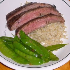 Asian Grilled Flank Steak