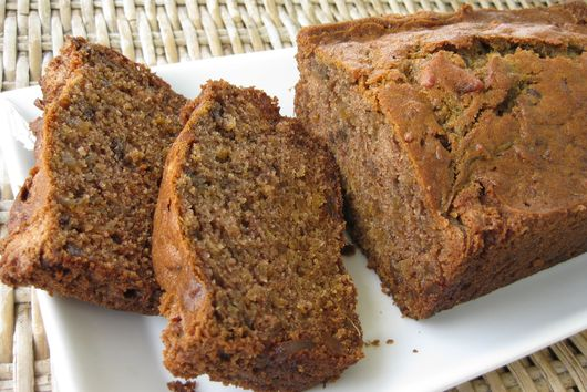 Beet Tea Bread