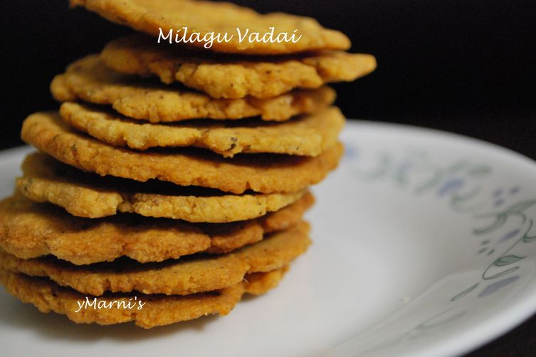 Vigna mungo (Black Lentil) Thins/ Milagu Vadai