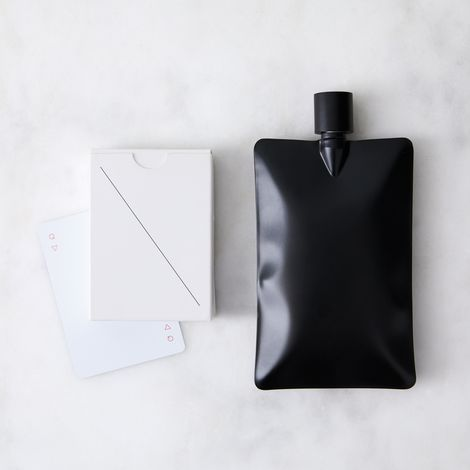 Game Night Pack & Liquid Body Flask