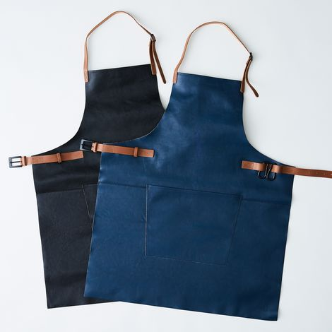 Dutch Leather BBQ Apron