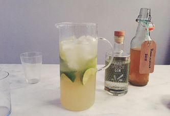 A Cocktail From Our Freezer (& Our Community!)