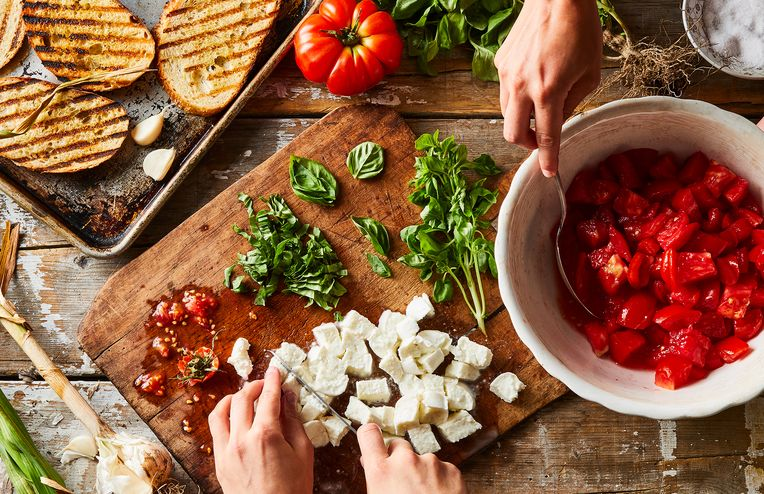 These 5 Cheese & Tomato Pairs Prove Perfection Exists