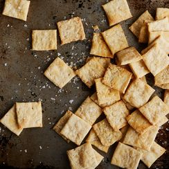 How to Make Saltines—Those Flaky Supermarket Staples—At Home