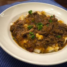 Hearty Oxtail Ragu