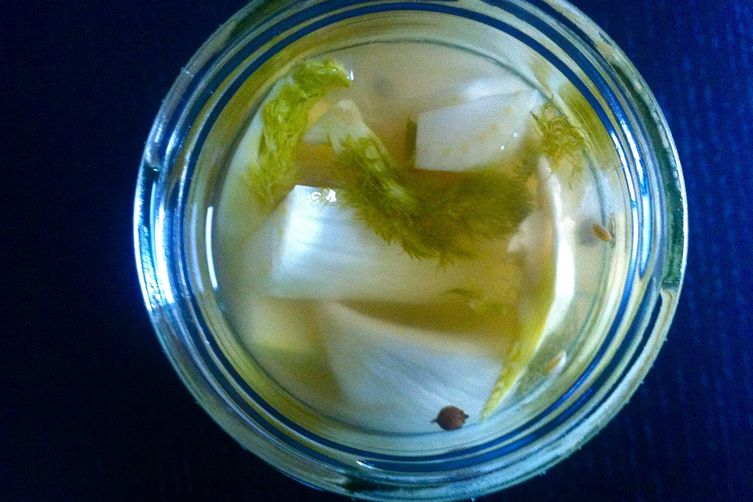 Fennel Pickles