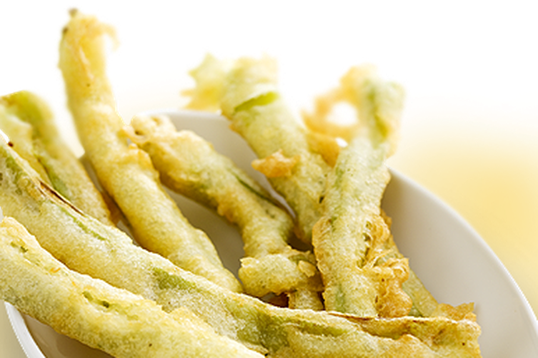 Fritto del' Orto - Carbonated Water Batter