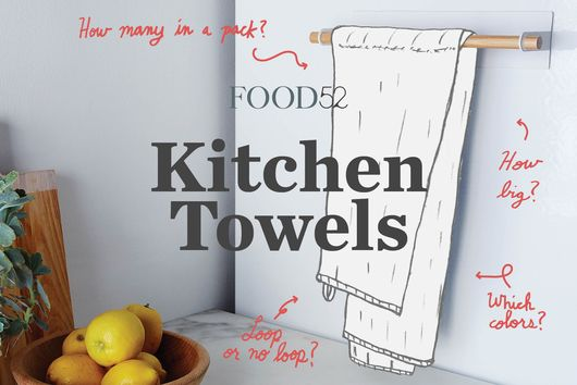Our Five Two Kitchen Towels Will Be Ready for All Your Messes