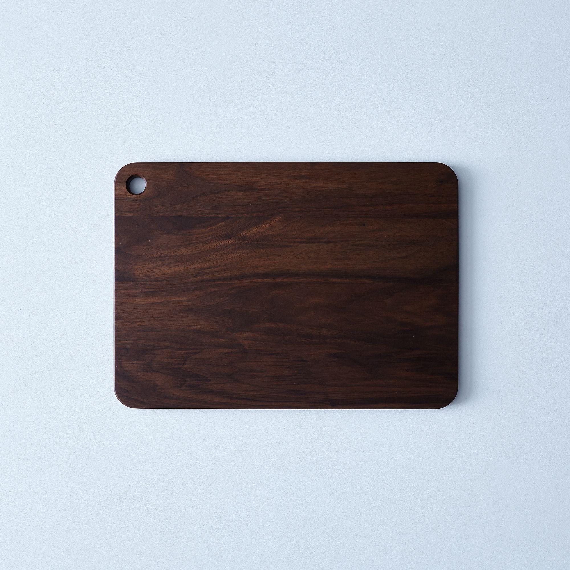 Modern Walnut Cutting Board Large