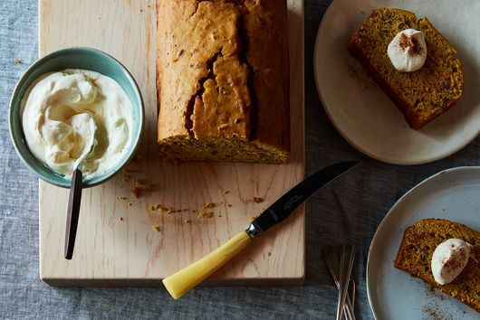 Butternut (or Sweet Potato or Pumpkin) Pecan Bread