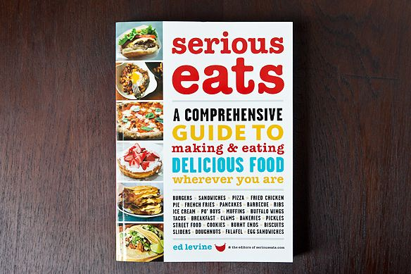Serious Eats Book