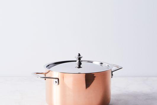 Scanpan Maître D' Copper Cookware Collection