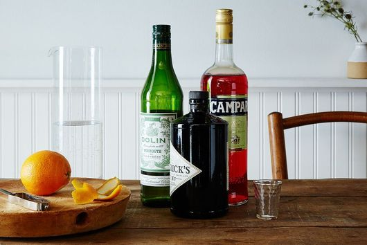 The Negroni Lost Its Edge