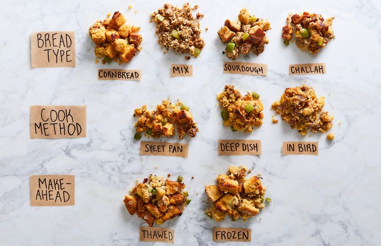 The Absolute Best Way to Make Thanksgiving Stuffing, According to So Many Tests