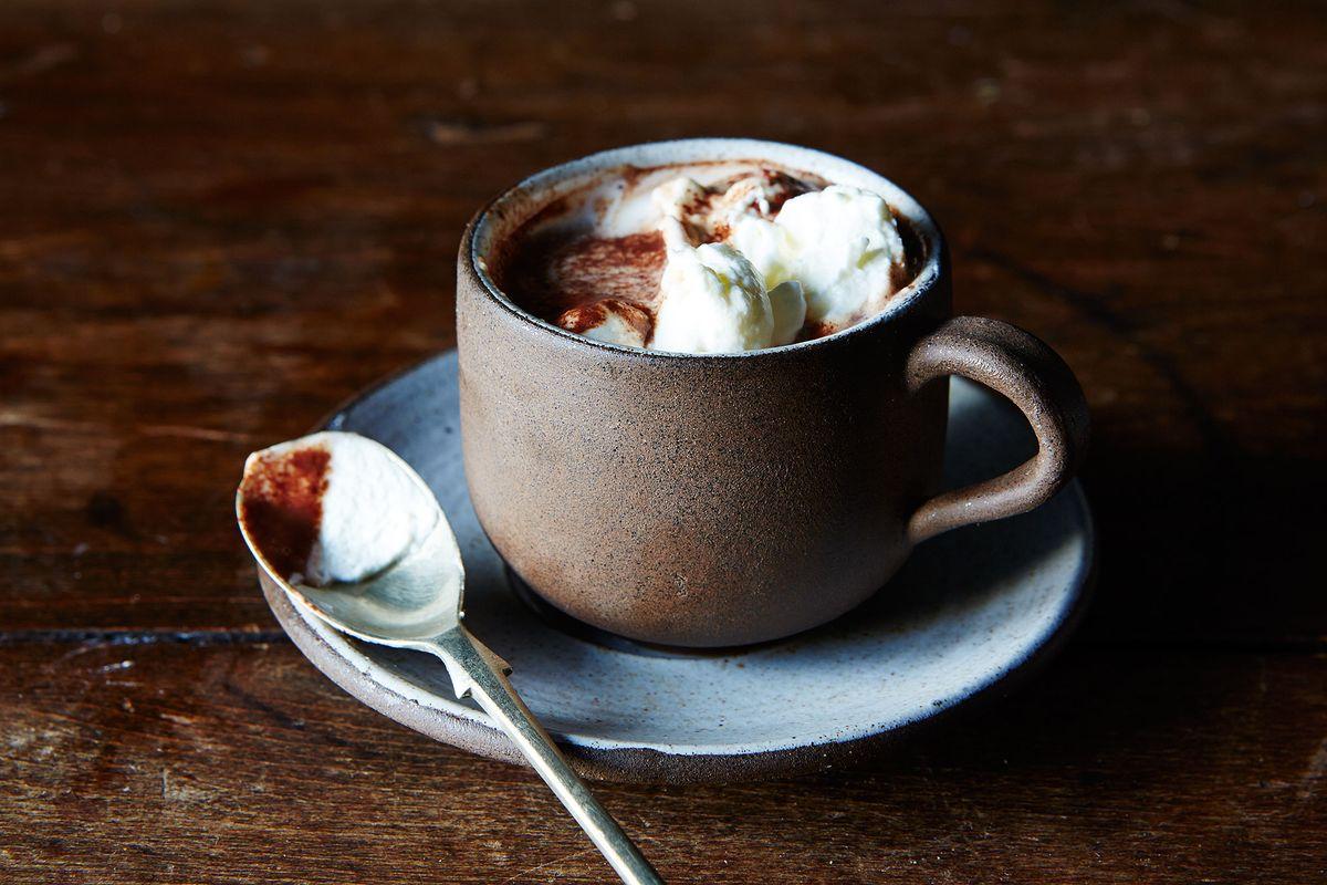 Alice Medrich S Best Hot Chocolate Recipe