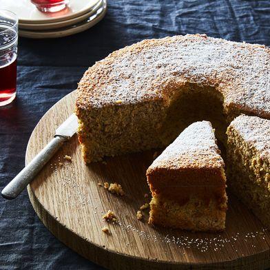 Sponge Cake with Tiger Nut Flour
