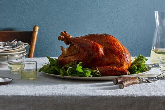 Herb-Rubbed Roast Turkey