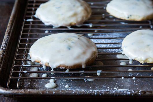Sweet Tea Cookies