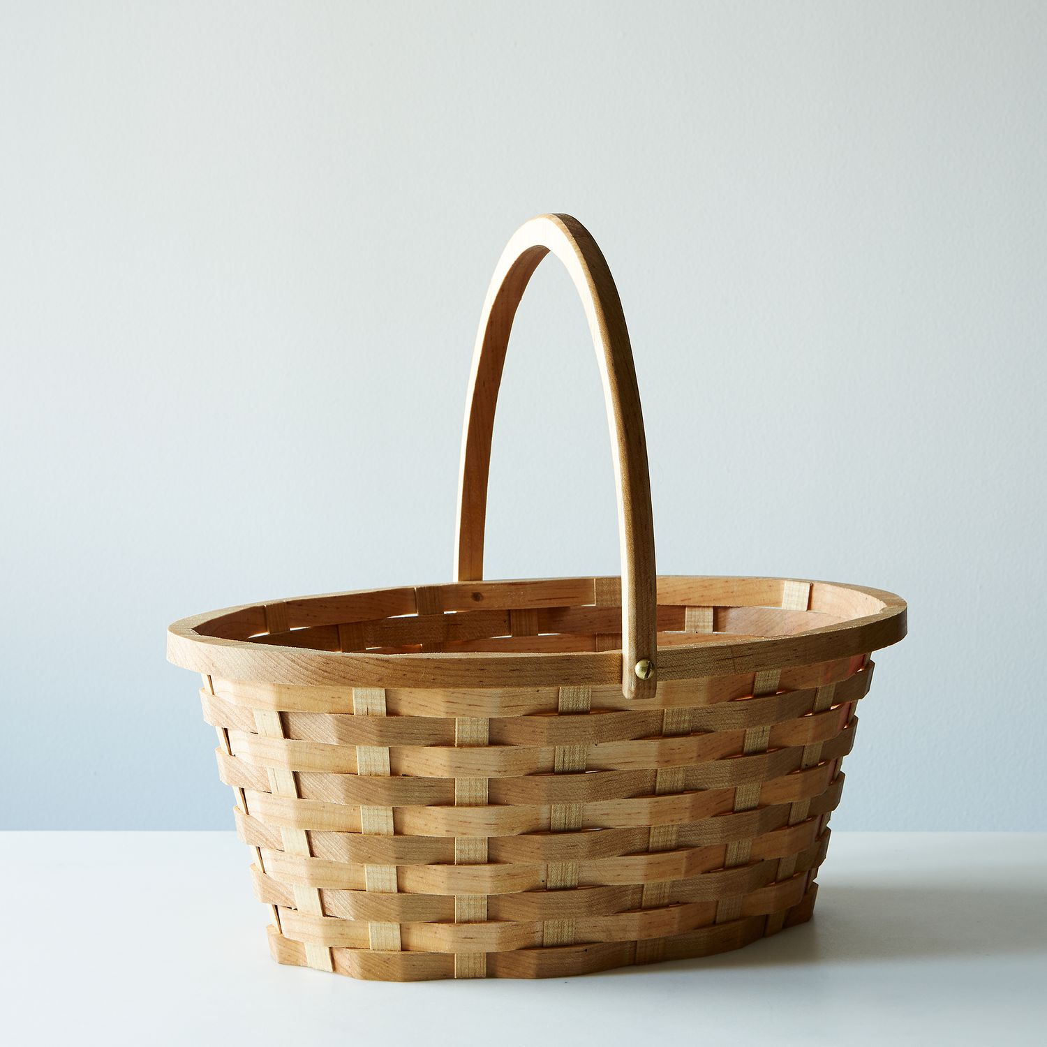 Wood Easter Basket On Food52