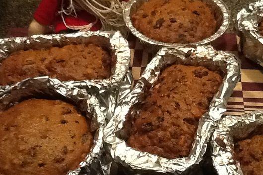 Nona M's Fruitcake