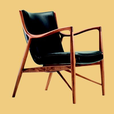 iconic designer furniture. model 45 easy chair 1945 finn juhl iconic designer furniture r