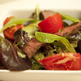 Beef salad by csemsack