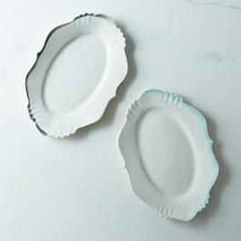Brushstroke Regency Platter