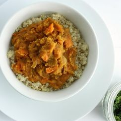Vegan Curry in a Hurry