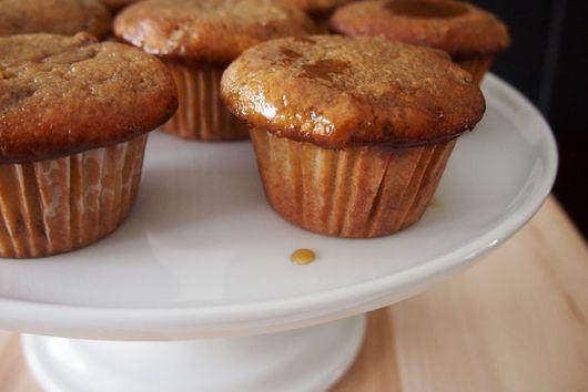 Sticky Toffee Muffins